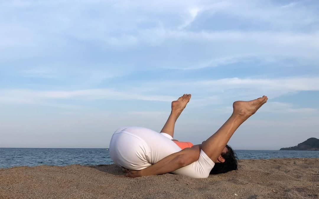 Ásana 65. Yoganidrásana – El Sueño