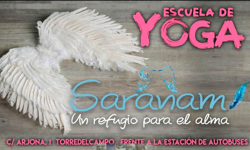 Escuela de Yoga Saranam