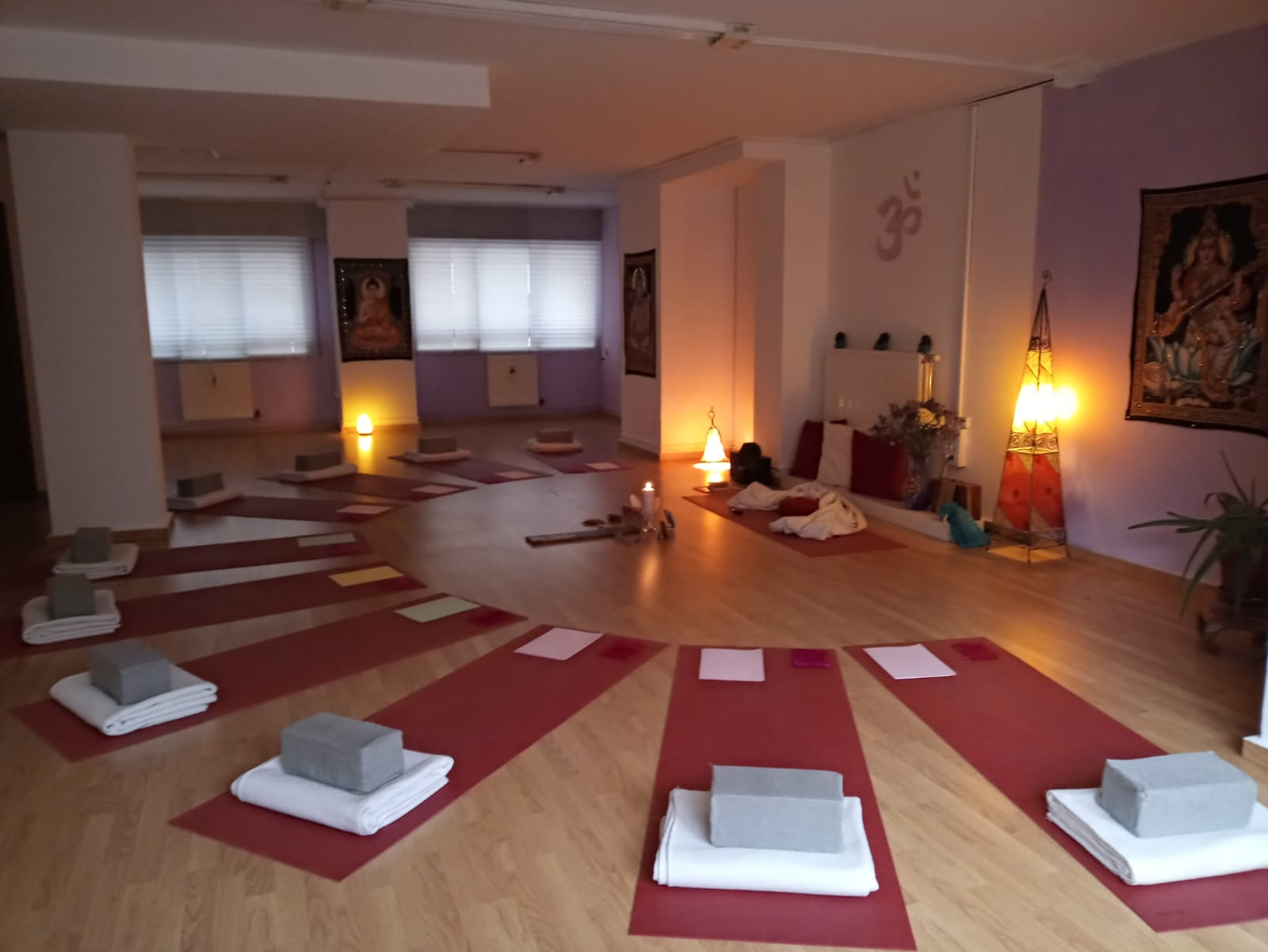 Escuela de Yoga Yoti