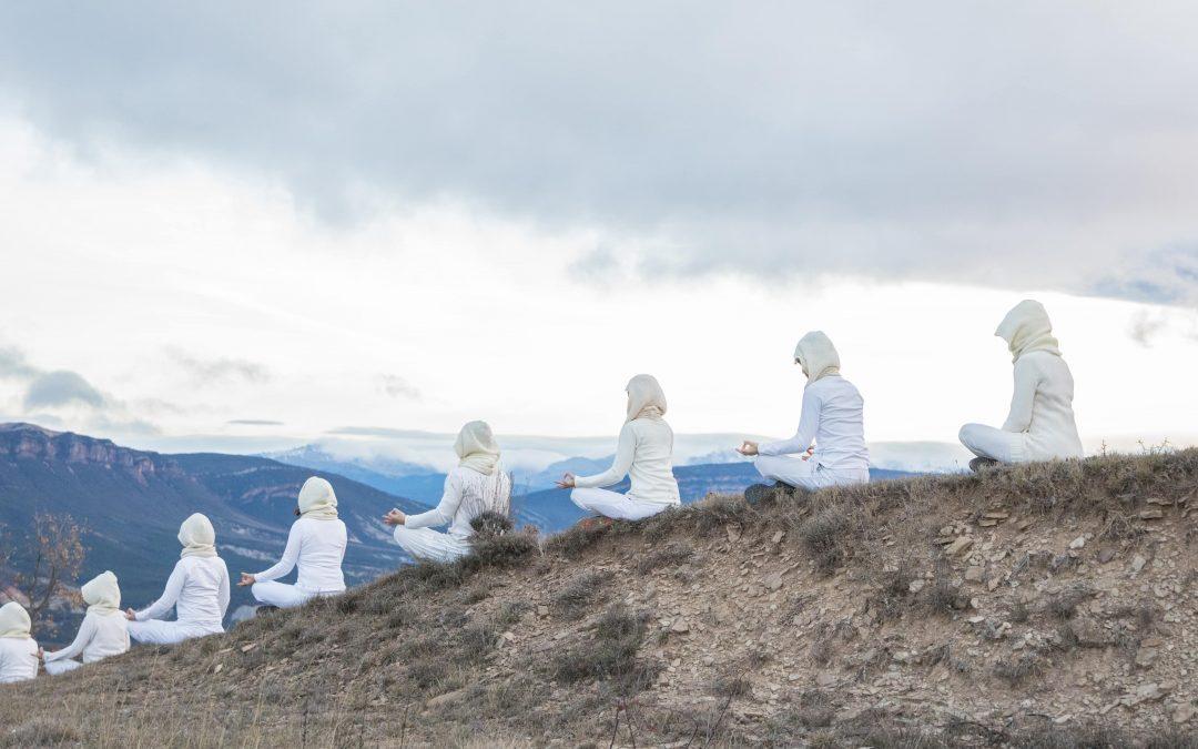 Patrullas del Silencio – grupos de Meditación